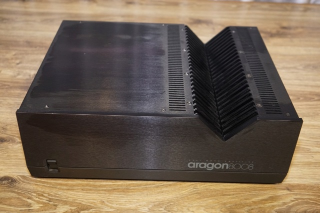 Aragon 8008 - Dual Mono 200W power amp (used) - SOLD Aragon10