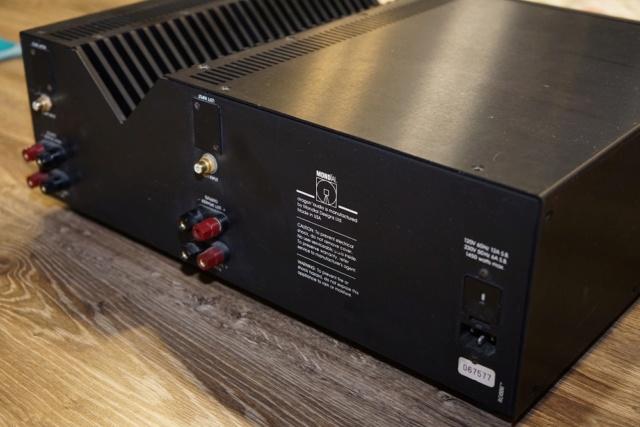 Aragon 8008 - Dual Mono 200W power amp (used) - SOLD Aragon11