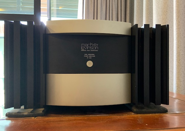 Mark Levinson No. 332 (used) - SOLD Ml412