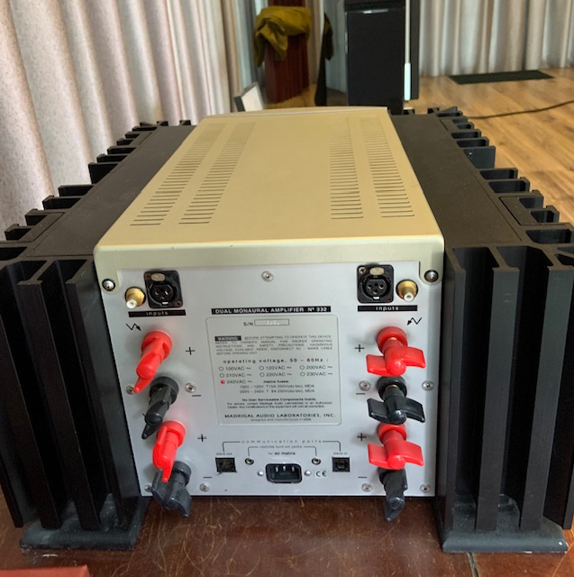Mark Levinson No. 332 (used) - SOLD Ml511