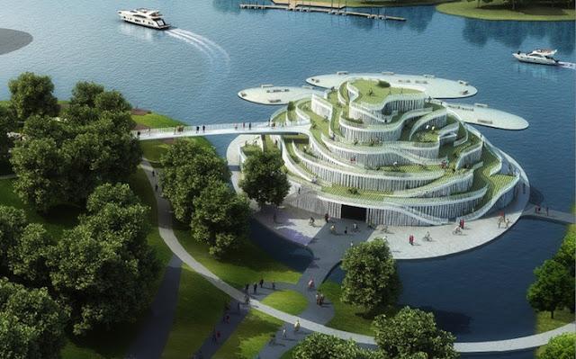 العمارة الحديثة التي تذهلنا بثوراتها كل يوم  311