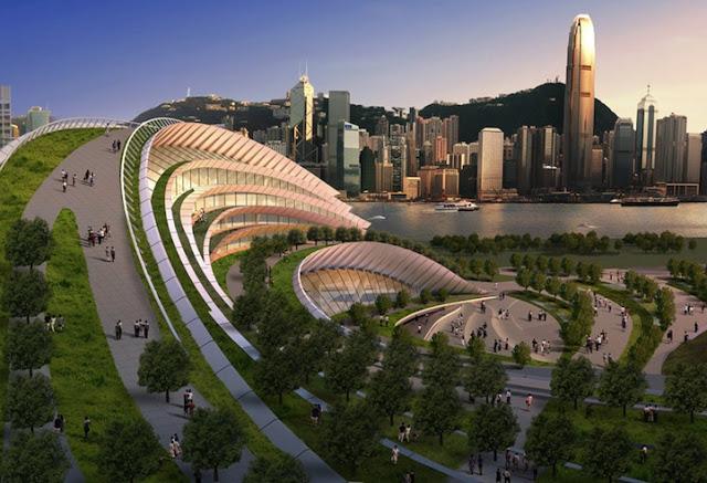العمارة الحديثة التي تذهلنا بثوراتها كل يوم  410