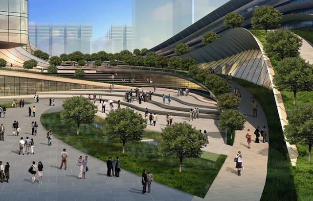 العمارة الحديثة التي تذهلنا بثوراتها كل يوم  510