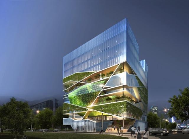 العمارة الحديثة التي تذهلنا بثوراتها كل يوم  610