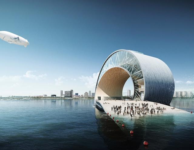 العمارة الحديثة التي تذهلنا بثوراتها كل يوم  810