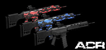 [Weapon Pack]☻Haut 2 gamme☻ Acr10