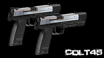 [Weapon Pack]☻Haut 2 gamme☻ Colt4510