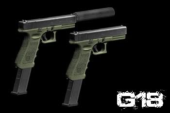 [Weapon Pack]☻Haut 2 gamme☻ G1810