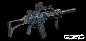 [Weapon Pack]☻Haut 2 gamme☻ G36c10