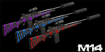 [Weapon Pack]☻Haut 2 gamme☻ M1410
