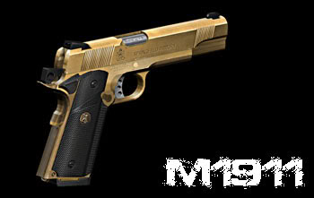[Weapon Pack]☻Haut 2 gamme☻ M1911-10