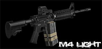 [Weapon Pack]☻Haut 2 gamme☻ M4ligh10