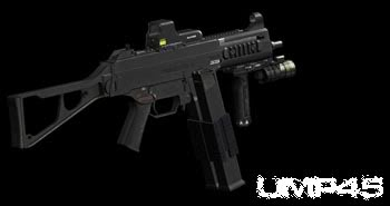 [Weapon Pack]☻Haut 2 gamme☻ Ump4510