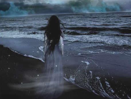 A Mulher da Praia - Relatos de Terror  Mulher11