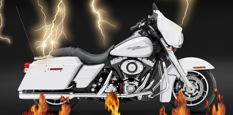 A MOTO BRANCA White-10