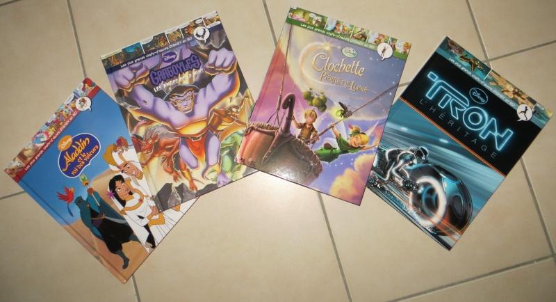 [Bandes Dessinées] [Collection] Les Plus Grands Chefs-d'Œuvre Disney en BD - Janvier 2011 - Page 11 Img_0011