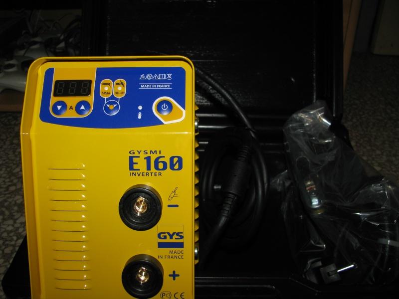 Poste a souder GYS gysmi E160 Img_0012
