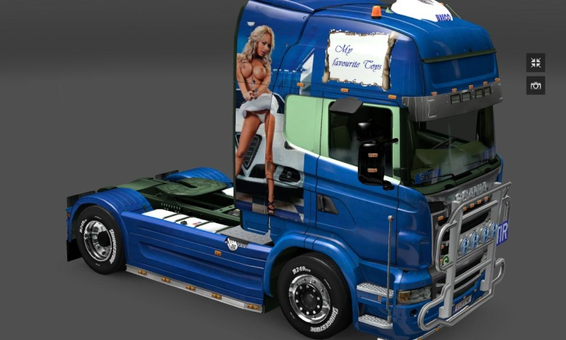 [ETS2] Scania My favourite Toys 2 Ets2_085