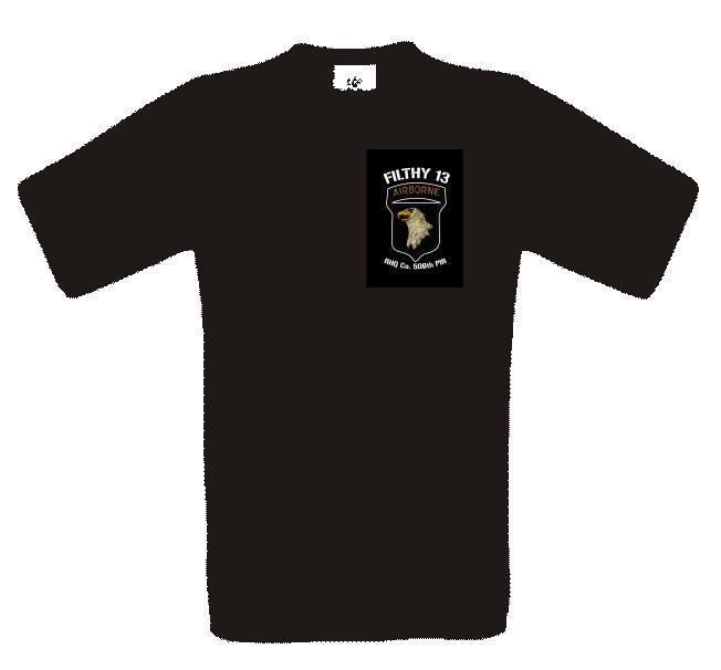 T- Shirt Filthy 13 Tshirt11