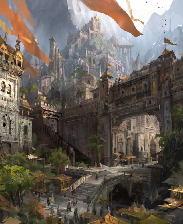 L'acropole de Pazen, la capitale de Pandora 013fc610