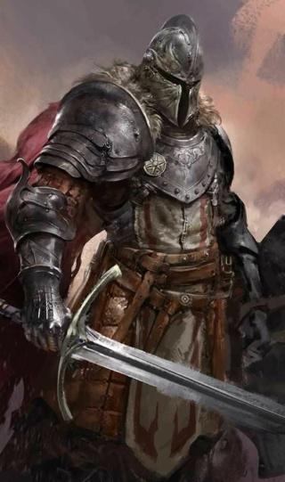 Riku - Le général des armées de Mids 73a2af10
