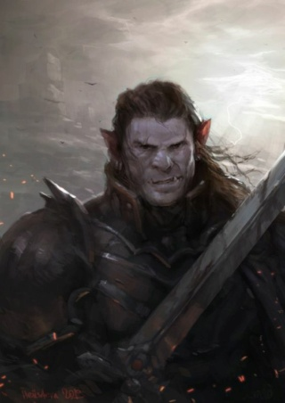 Gashdish Vermeil, Orc guerrier 7fd6a410