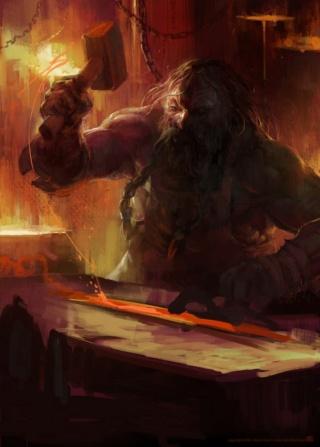 Diel Tralis, le maître d'armes à la retraite Abde6611