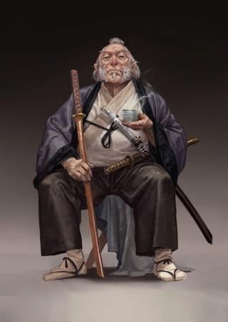 Bai Xinya - Clan Gamō Bai_xi10