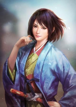 Chikusa Oma - Clan Azai Chikus10
