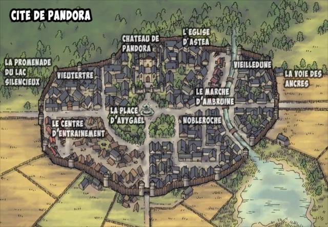 L'acropole de Pazen, la capitale de Pandora Citzo_10