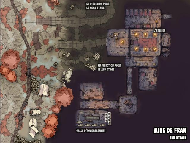 Carte des Mines de Fran Mine_d10