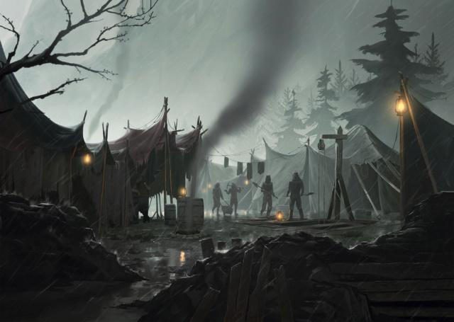 La colonie Mur-de-pluie Mur-de11