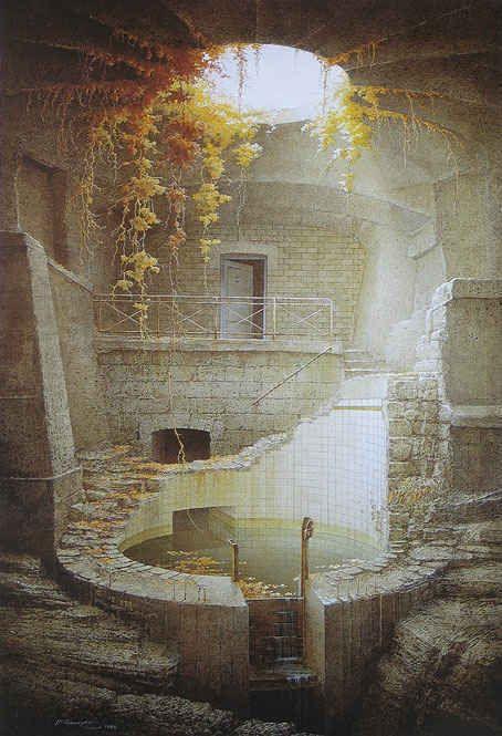 Les ruines anciennes de la forêt de la bravoure Ruine_10