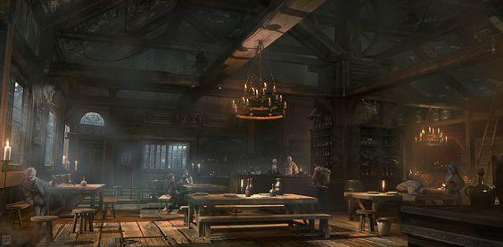 La taverne de l'aigle brulé Tavern12