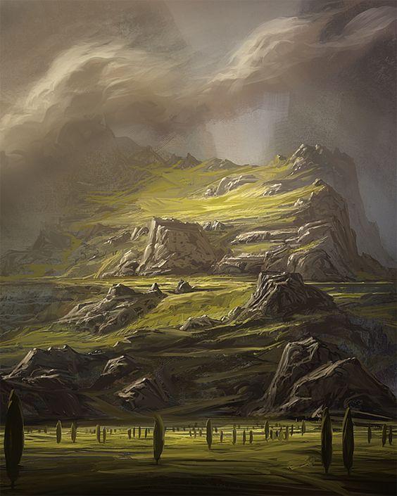 L'archipel d'Uryon Tertre10