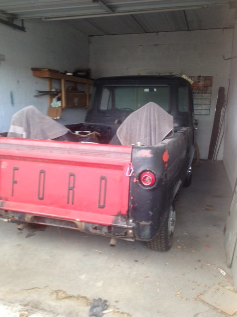1965 Ford Spring Special Pick up 1965_p12
