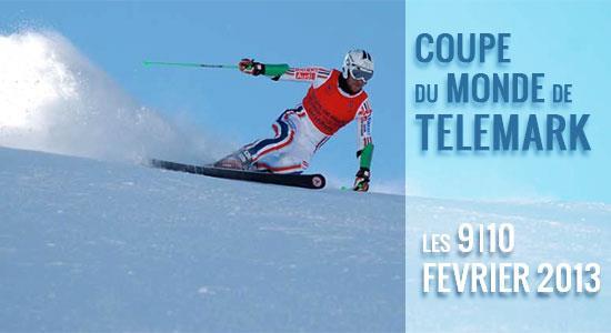 Ski de compétition dans la vallée 53610910