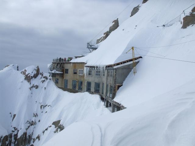 Projet de rénovation de l'Aiguille du Midi Dscf4410