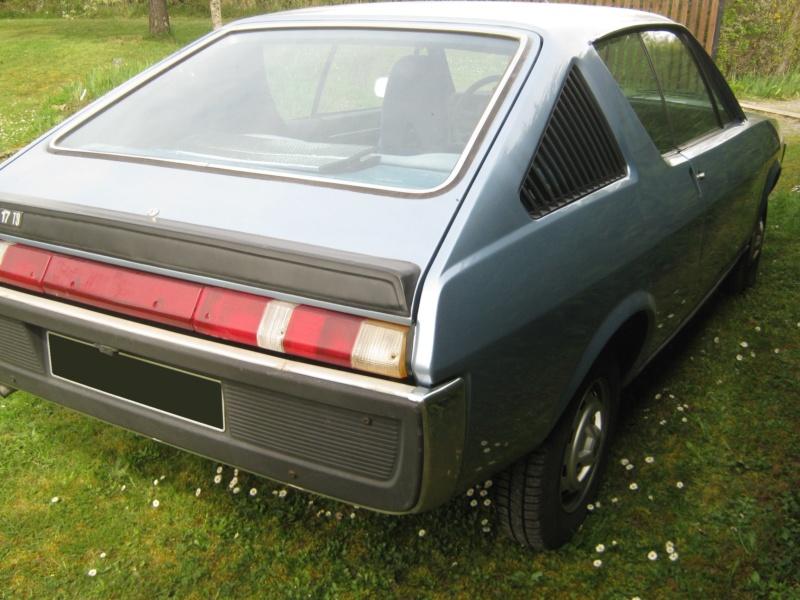 R17 TS (R1318) à vendre. 355