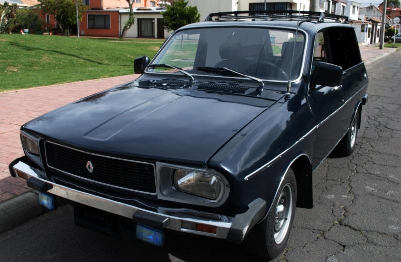 R12 Tôlé Type R2360 de 1977 (suite) Renaul12
