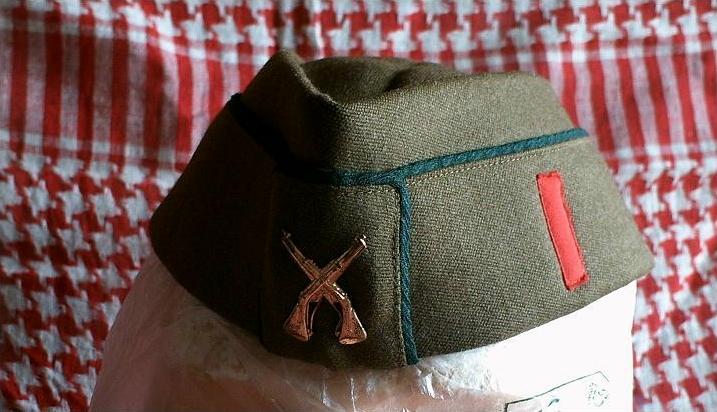 Prises de Guerre/House of SADDAM : Les coiffes de service 110