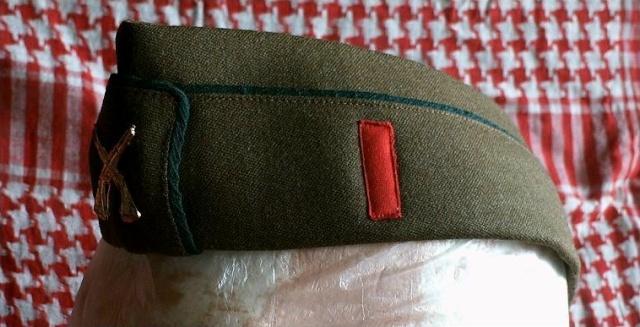 Prises de Guerre/House of SADDAM : Les coiffes de service 210
