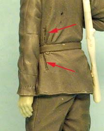 Corps Franc, tenue modèle 40 (sculpture 1/35°) Terminé - Page 2 _igp6310
