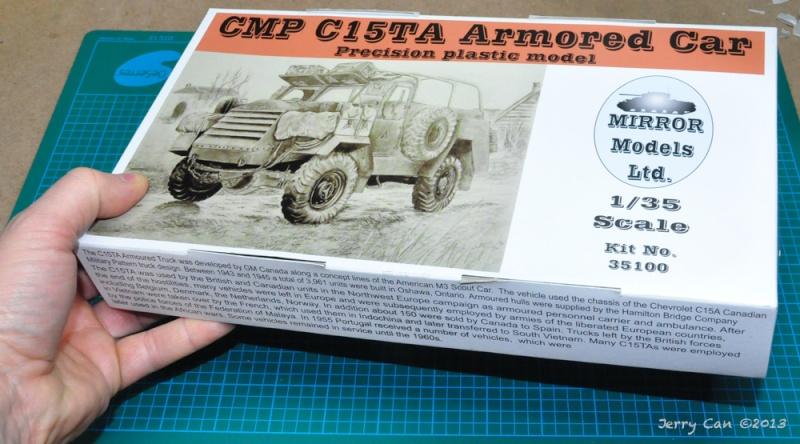 peinture - CMP C15TA, véhicule blindé canadien, Mirror Models 1/35 - Page 8 Ct15a-10