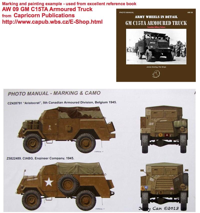 peinture - CMP C15TA, véhicule blindé canadien, Mirror Models 1/35 - Page 8 Ct15a-24