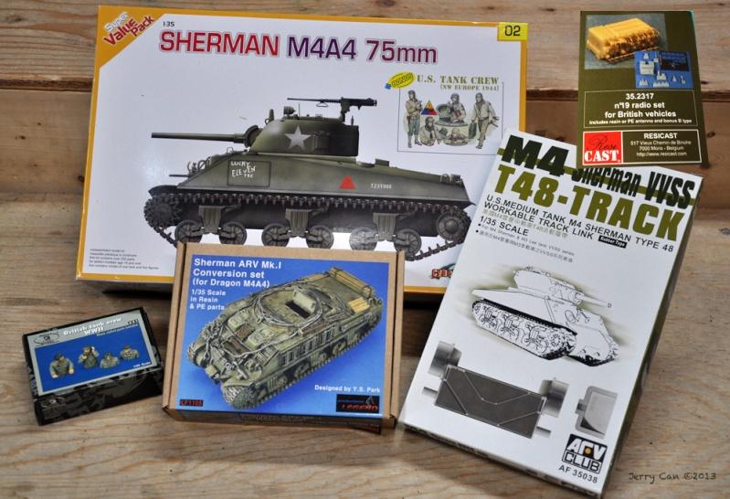 Sherman ARV Mk I [base Dragon, 1/35] Srb_0115