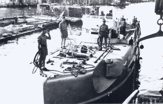 Schnellboot  ( Vedettes lance-torpilles) - Page 9 S47-al10