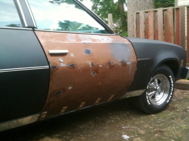 '75 Chevelle station wagon project 26407210