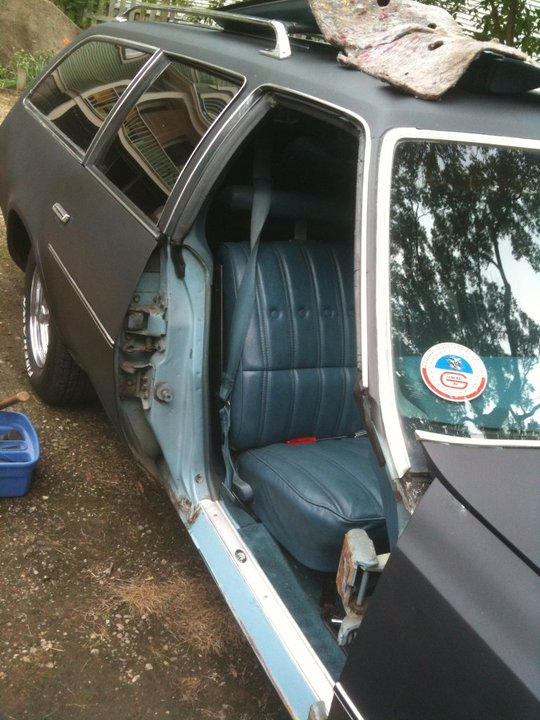 '75 Chevelle station wagon project 26872210