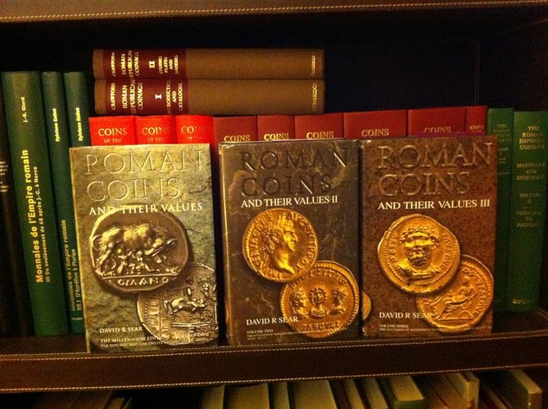 Vente Roman Coins & their Values, D. Sear Img_1710